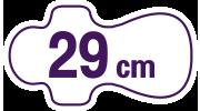 sanita แซนนิต้า sanitary pads ผ้าอนามัย ic pads night 29cm
