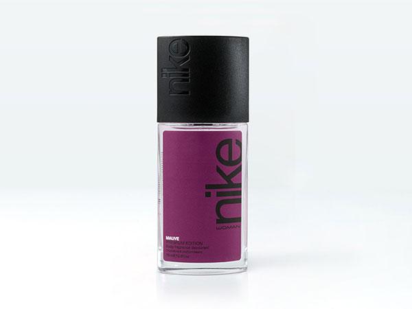 Laboratorio cuidadosamente Facturable  Nike Colors Premium Edition Body Fragrance Mauve Woman 75 ml.